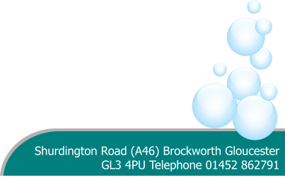 Shurdington Road (A46) Brockworth Gloucester GL3 4PU Telephone 01452 862791